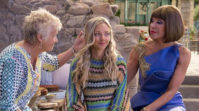 Mamma Mia! Here We Go Again (letní kino)