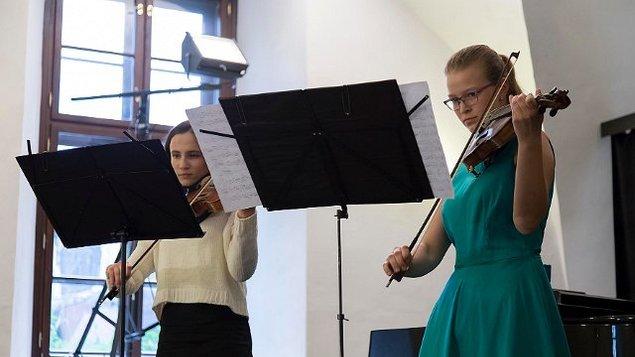 II. Absolventský koncert ZUŠ