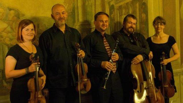 Kubelík kvartet a Robert Pacourek