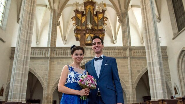 VARHANNÍ KONCERT s Anetou & Josefem - Vltavotýnské kulturní léto 2021