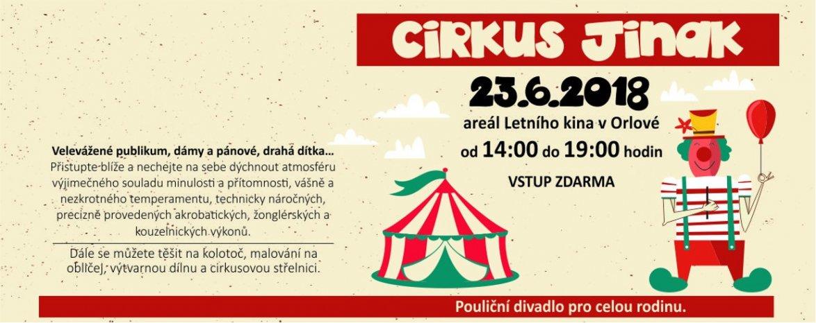 Cirkus jinak