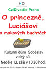 O princezně, Luciášovi a makových buchtách