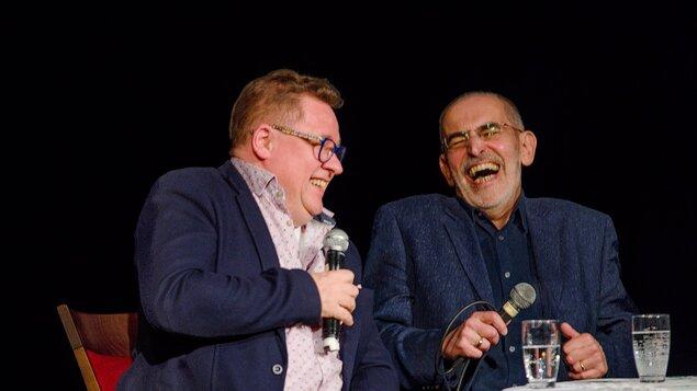 Zábavná talkshow s Václavem Koptou a Ivo Šmoldasem