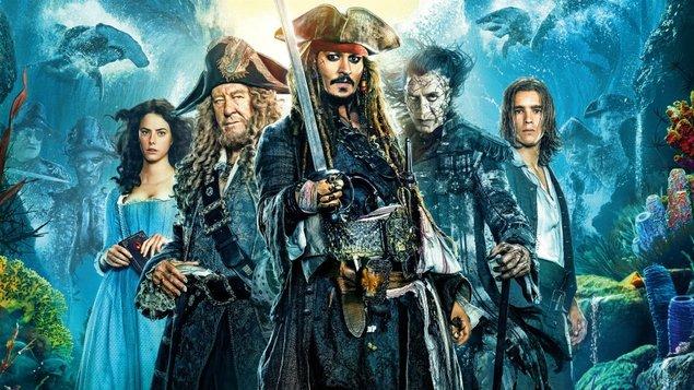 Piráti Karibiku: Salazarova pomsta