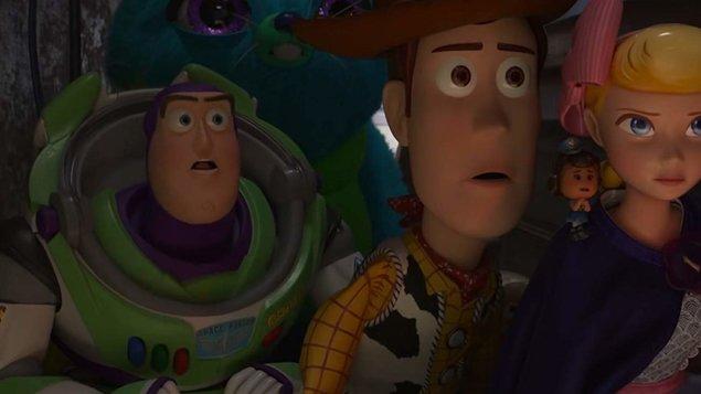 Toy Story 4: Příběh hraček - 3D