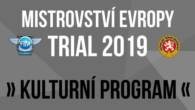 Mistrovství Evropy v Trialu 2019 - kulturní program