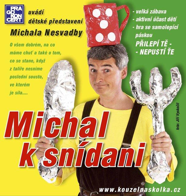 Letní Filmy Které Vás Budou Bavit: Michal K Snídani – Program A Vstupenky Online