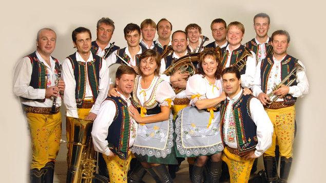 31. ročník Seriálu koncertů dechových hudeb - Túfaranka