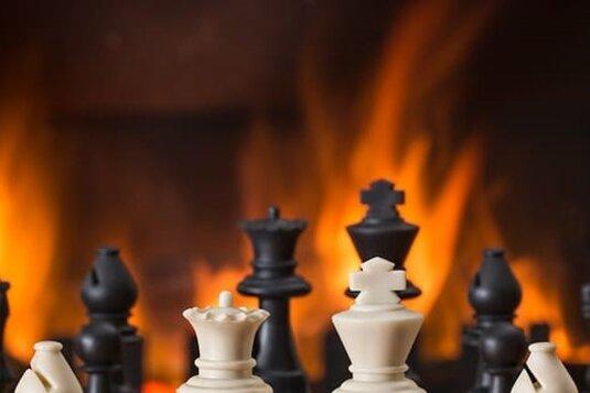 Šachový turnaj ~ O pohár starostky města