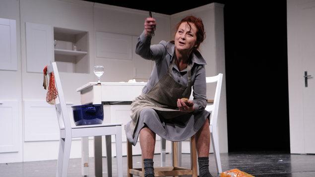 Shirley Valentine - One woman show S. Stašové