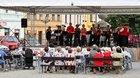 Promenádní koncerty na vyškovském náměstí