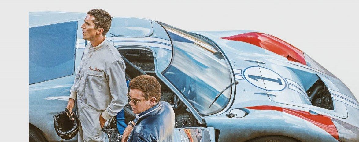 Le Mans '66 , čtvrtek 30. 4. v 19:30