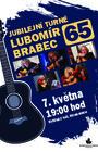 Jubilejní turné Lubomír Brabec 65