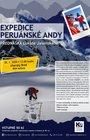 Expedice peruánské Andy