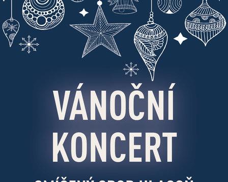 Vánoční koncert sboru Hlasoň a zpěvačky Prácheňského souboru