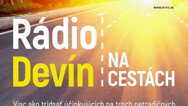 Rádio Devín na cestách - verejná nahrávka