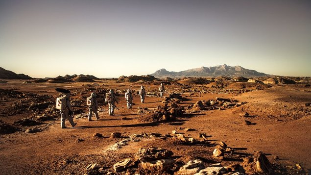 Mars (Bio Senior)