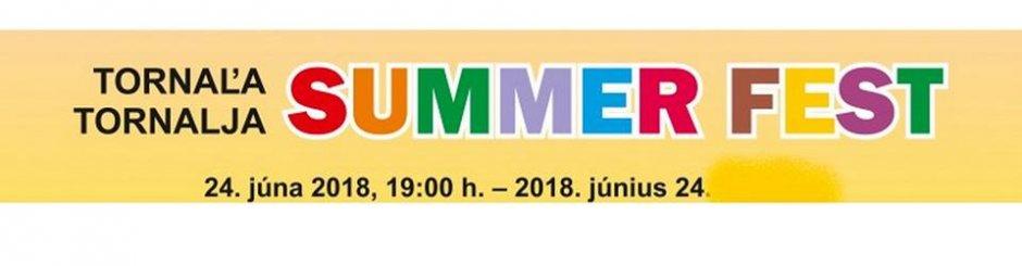 Tornaľa Summer Fest  - Tornalja Summer Fest