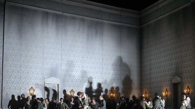 W. A Mozart: Don Giovanni