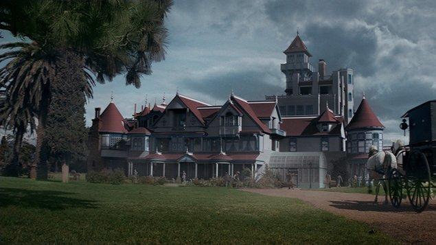 Winchester: Sídlo démonů