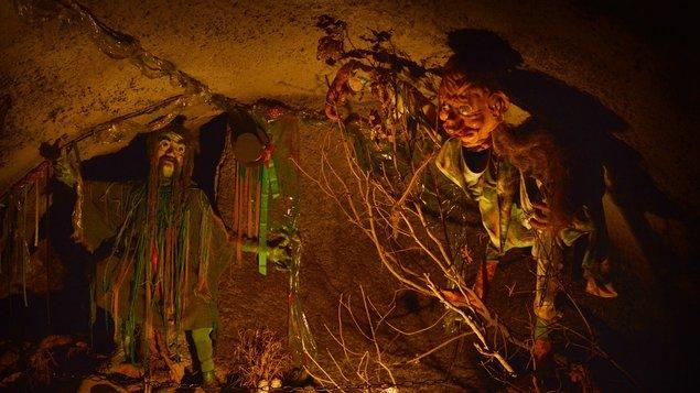 Večerní prohlídka Muzea strašidel a Pelhřimovského pekla