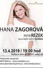 Hana Zagorová a Petr Rezek se skupinou Jiřího Dvořáka Boom!Band