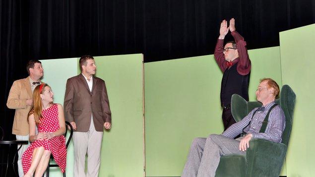 SATURNIN (Divadlo Haná)