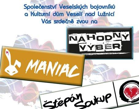 Maniac, Náhodný Výběr, Štěpán Soukup