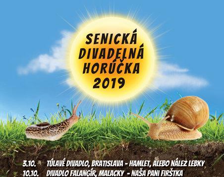 Senická divadelná horúčka 2019