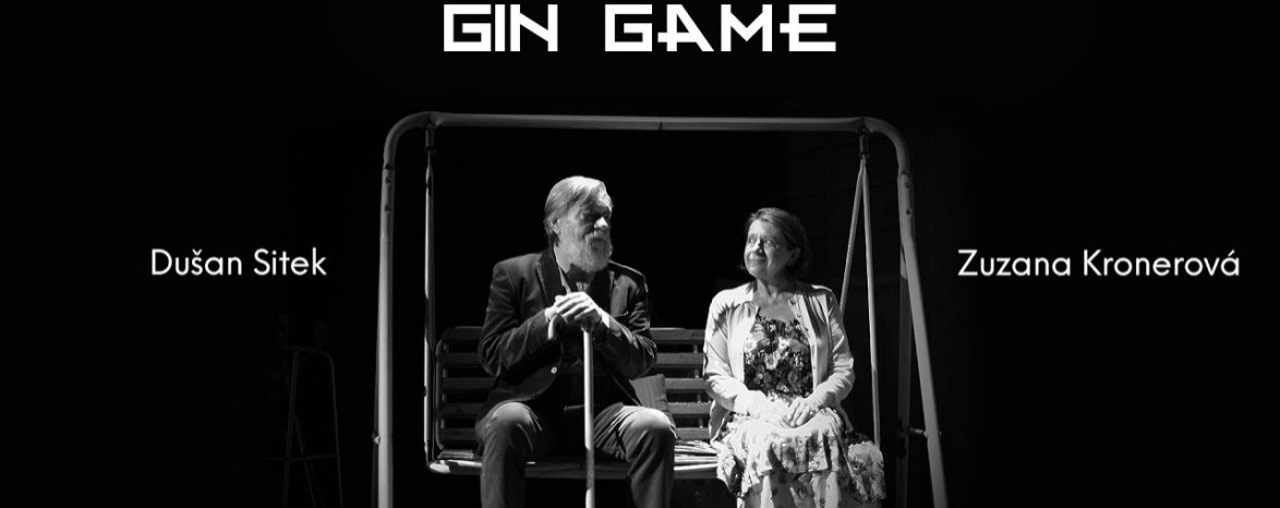 GIN GAME - divadlo