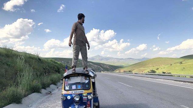 Tomík na cestách - Tomík na cestách – Tuktukem zThajska až na Moravu