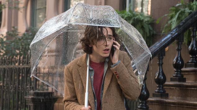 Deštivý den v New Yorku #vasekino