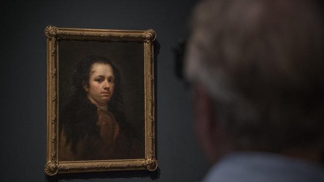 Goya z Národní galerie v Londýně