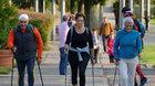 Nordic walking 2018