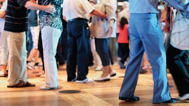 Taneční odpoledne