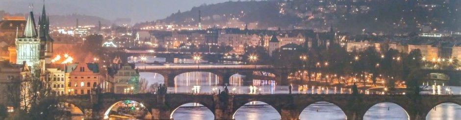 Praha tisícem očí