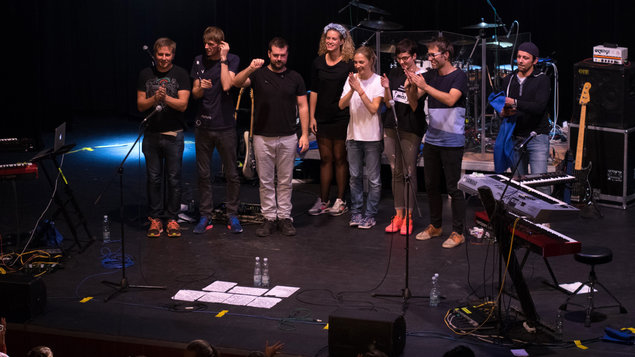 6.10.2016 ~ Barbora Poláková ~ Kdo je tady víc než ty Tour 2016