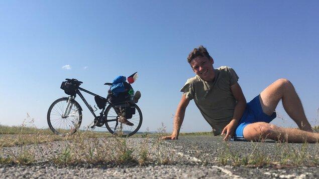 Z Určic do Gruzie na kole