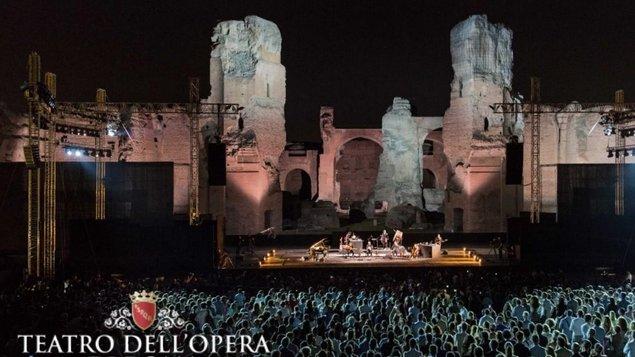 Carmen (záznam z Opera Theatre - Řím)