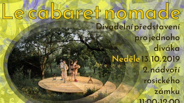 Le Cabaret Nomade KABINET PAMĚTÍ