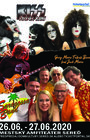 KISS forever band  &  Gary Moore Tribute band feat Jack Moore, Gary's son Jack Moore