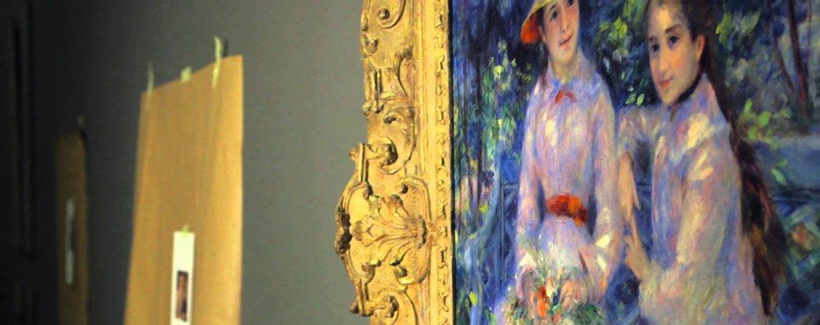 Impresionisti a muž, ktorý ich stvoril (Exhibition on screen)