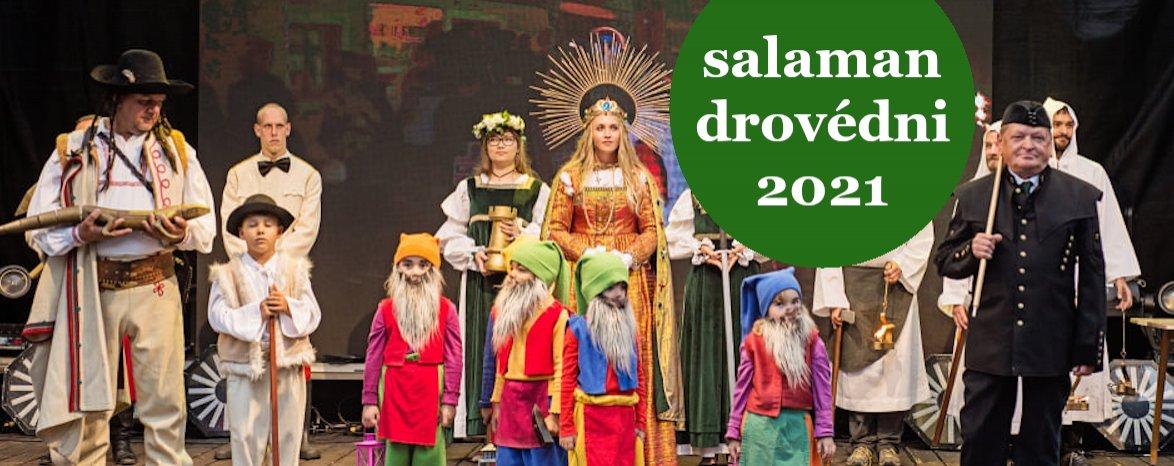 Salamandrové dni 2021