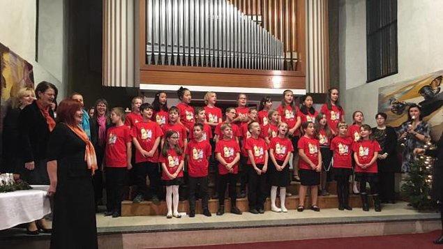 Májový koncert smíšených pěveckých sborů