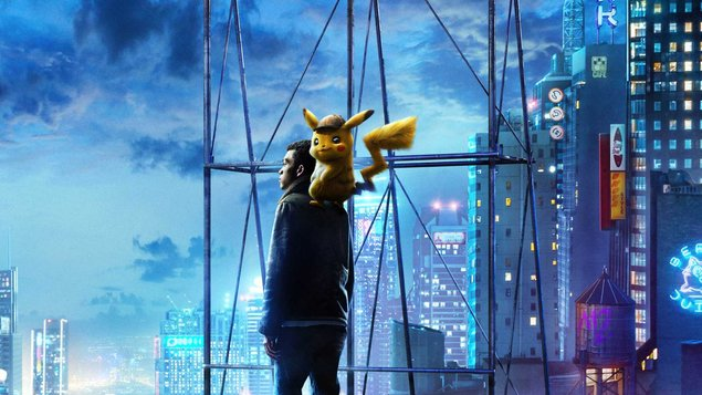 1b003c1ff Pokémon: Detektív Pikachu – program and tickets online | Tuli Cinema