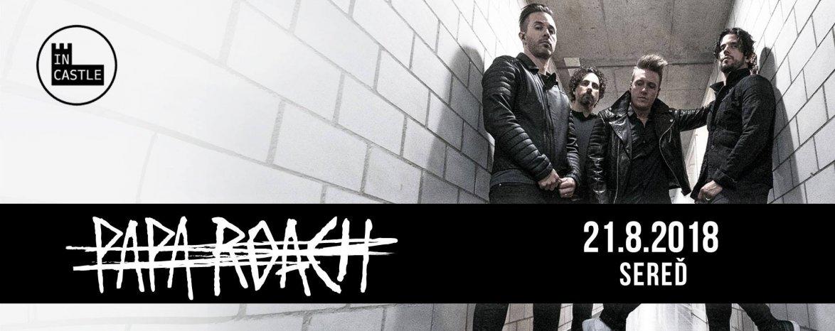 In Castle / Papa Roach