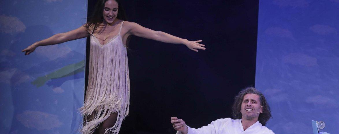 Radošinské divadlo - Čo sa sníva trpaslíkom