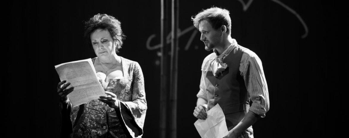 DOPISY - divadelní představení