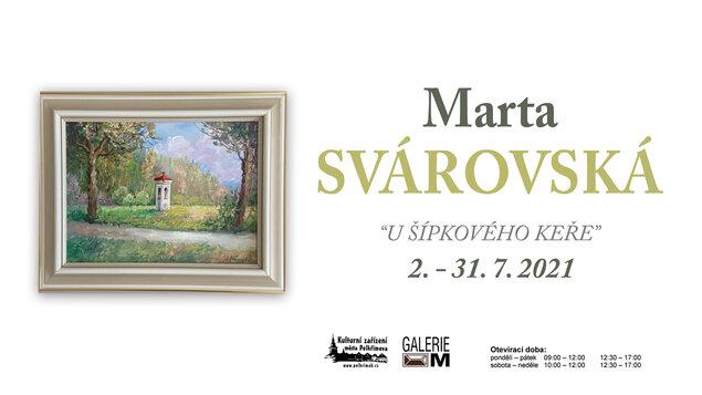 Marta Svárovská -