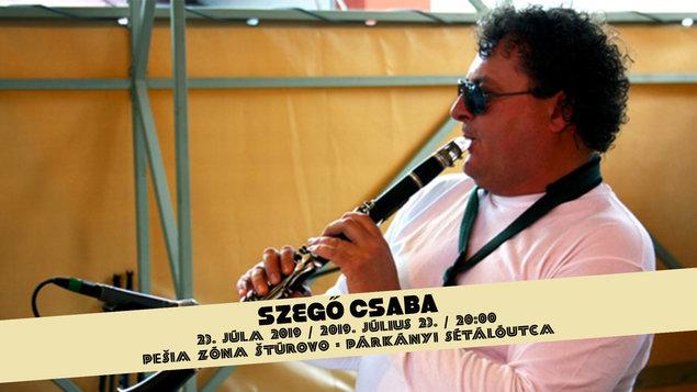 Csaba Szegő, 23.07.2019